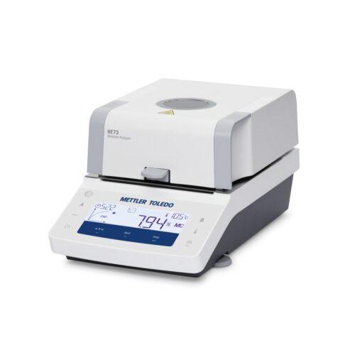 Termobalanta analizor de umiditate HE73