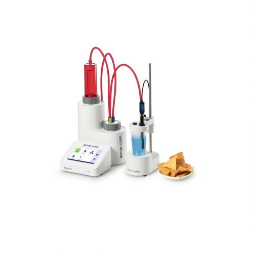 Titrator Easy Cl